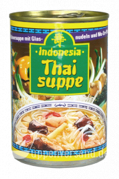Indonesia Thaisuppe 390ml (1 Dose)