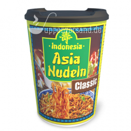 Asia Nudelcup Classic Soja 93g (1 Becher)